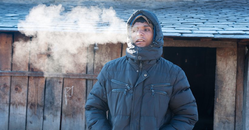 Armour in the Battle Against Bitter Cold