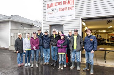 GFA World Canadian Staff Joins Hamilton Ontarios Team-Up to Clean-Up