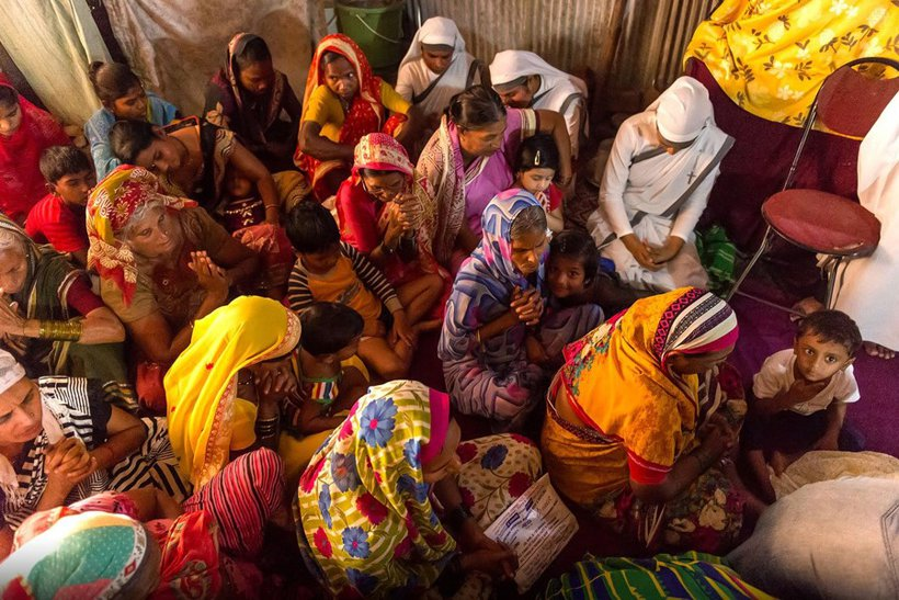 Millions of Widows in 'Crisis of Survival'
